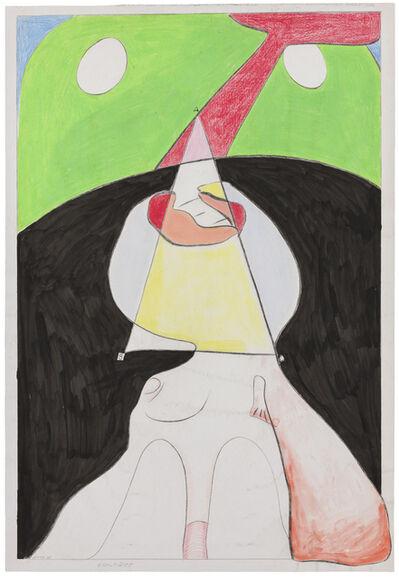 Kurt Hüpfner, 'Exaltiert', 1968
