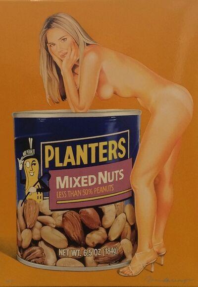 Mel Ramos, 'Mixed Nuts', 2008