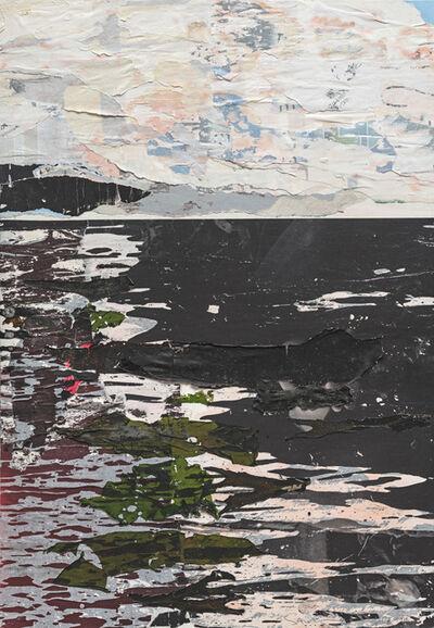 Gottfried Salzmann, 'La mer noire', 2018