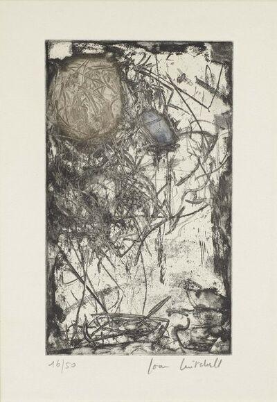Joan Mitchell, 'Sunflowers', 1972