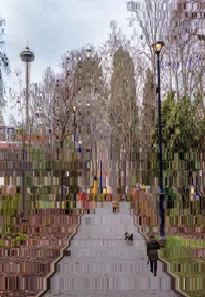 Asaf Gam Hacohen, 'Denny Park, Seattle', 2019