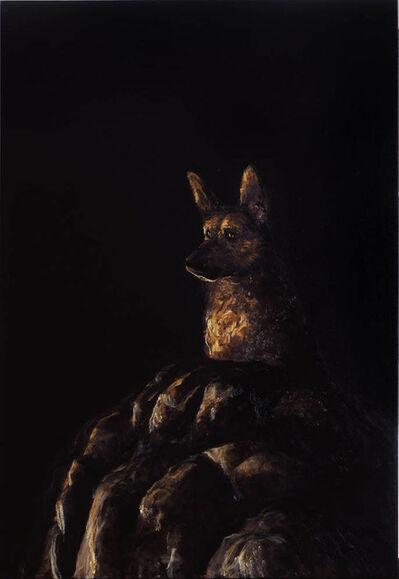 Eric Pérez, 'Xólotl en la caverna', 2009