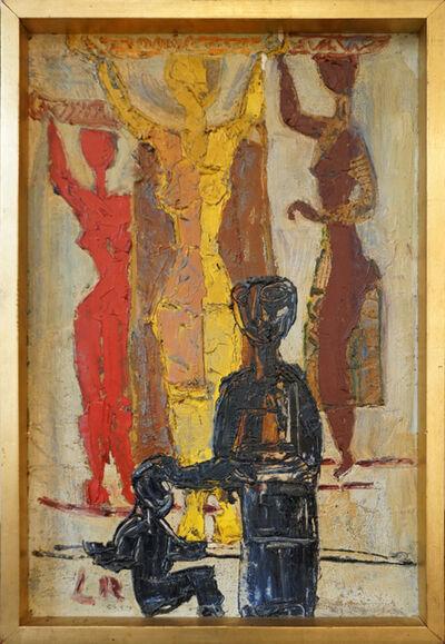 Leopoldo Richter, 'Figures'