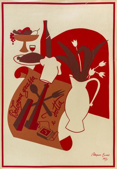 Alessandro Cervellati, 'Bologna grassa e dotta', 1971