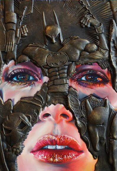 Sandra Chevrier, 'The Cage between Freedom and Captivity (​ Bronze)', 2019