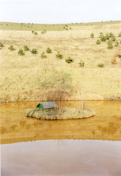 Jitka Hanzlová, 'Untitled #18 (Yellow Sea) from the series Hier'