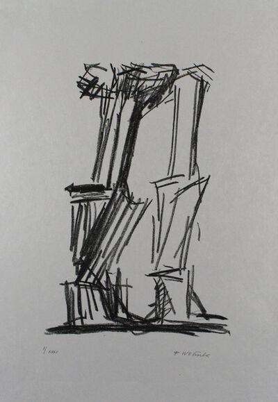 Fritz Wotruba, 'Komposition', 1968