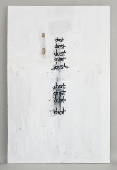 Annabel Daou, 'dust', 2018