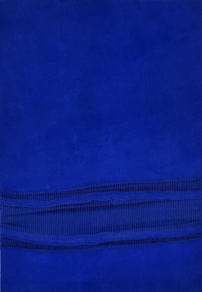 Sidival Fila, 'Metafora Blu Oltremare 23', 2019