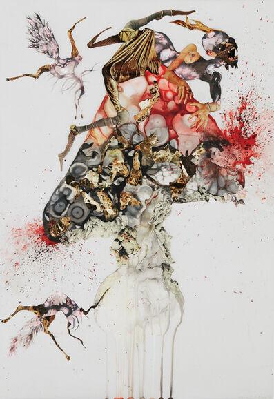 Wangechi Mutu, 'Howl', 2006