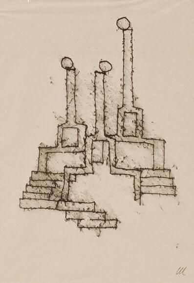 Geoffrey Clarke, 'Study for Pilgrim', 1995-1996