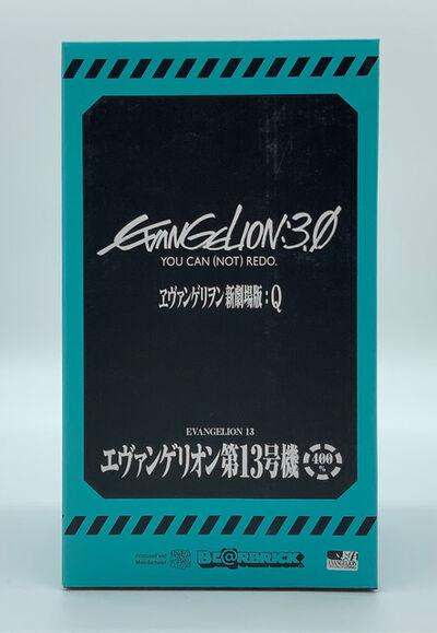 BE@RBRICK, 'Evangelion: 3.0 400%', 2014