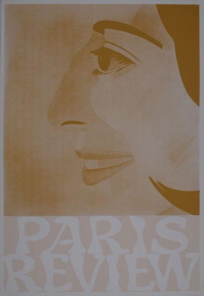 Alex Katz, 'The Paris Review', 1965