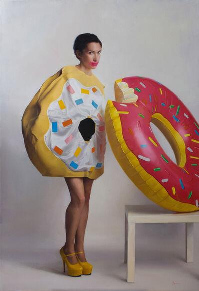 SJ Fuerst, 'Donut', 2018