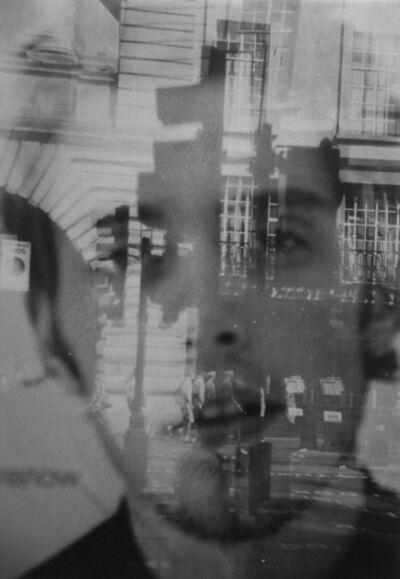 Dario Villalba, 'Chico cristal - Londres', 2017