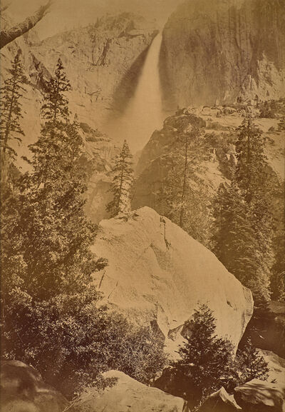 Eadweard Muybridge, 'Yosemite'