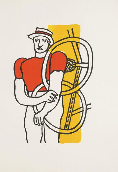 Fernand Léger, 'Le Cycliste', 1991