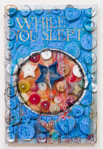 Katie Herzog, 'One Dozen Candles (While You Slept)', 2019