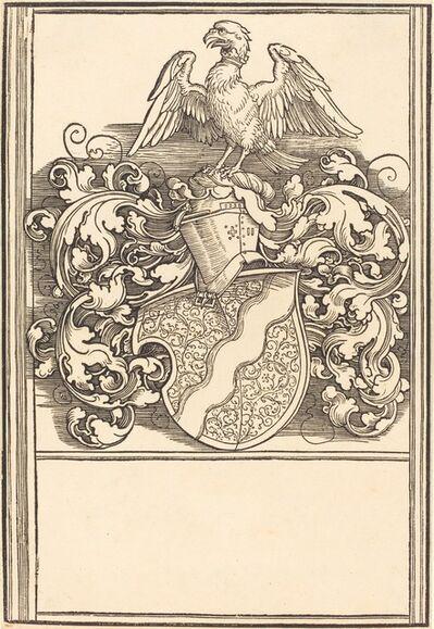 Albrecht Dürer, 'Coat of Arms of Michael Behaim', probably c. 1520