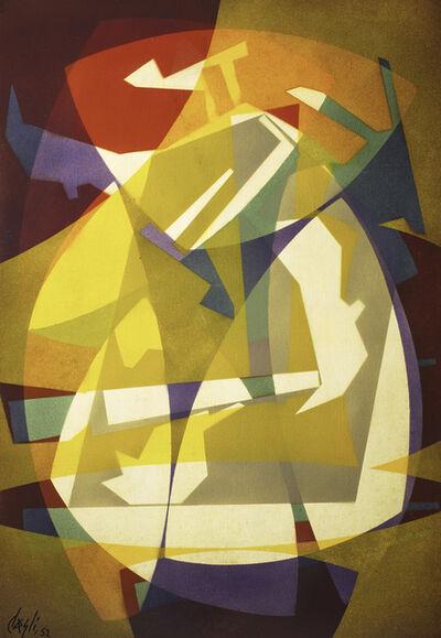 Corrado Cagli, 'Bagatto', 1952