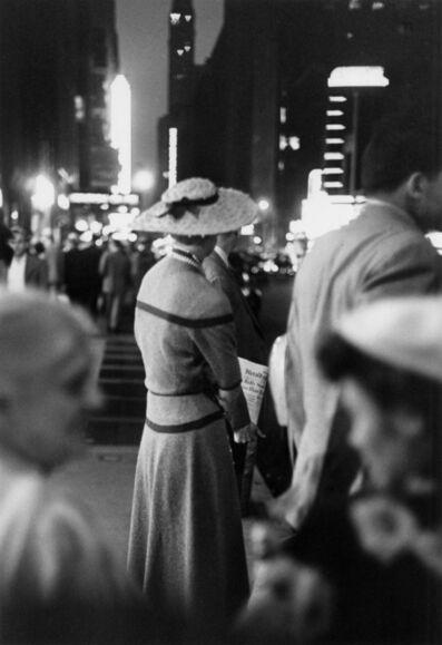 Louis Faurer, 'N.Y., N.Y.', 1947