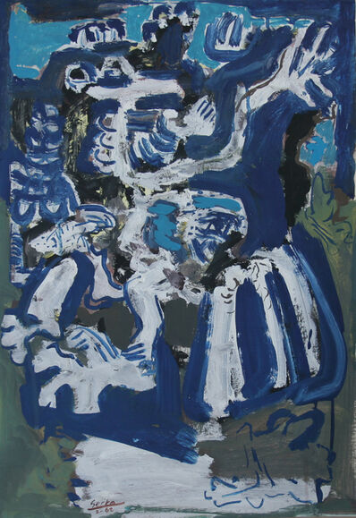 Sarkis, 'Untitled (1962.2)', 1962