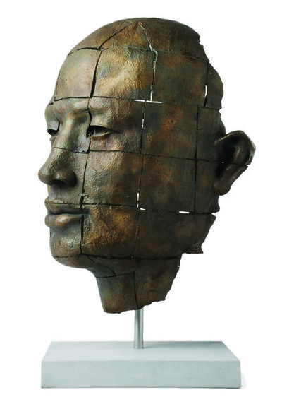 James Mathison, 'Rostro Cuadricula', 2008