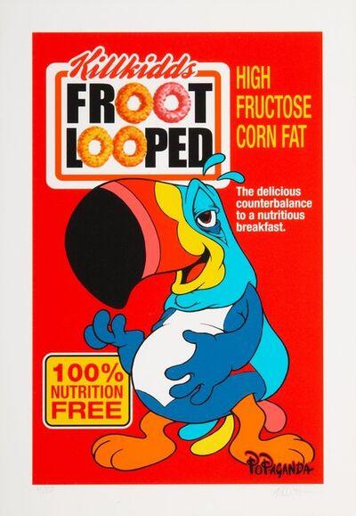 Ron English, 'Fruit Looped', 2011