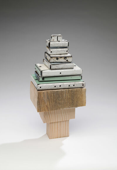 Ted Larsen, 'Stand Up, Buddha (F)', 2020