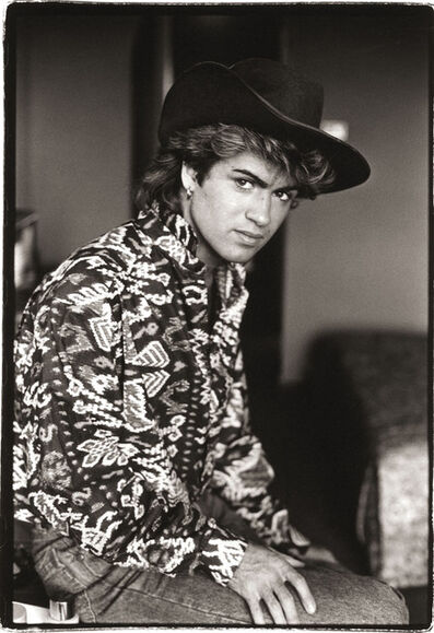 Michael Putland, 'George Michael of Wham Sydney, Australia 1985', 1985