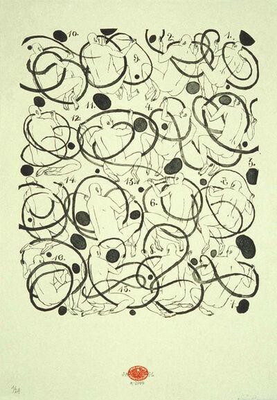 José Antonio Suárez Londoño, 'Untitled (little men)', 2000