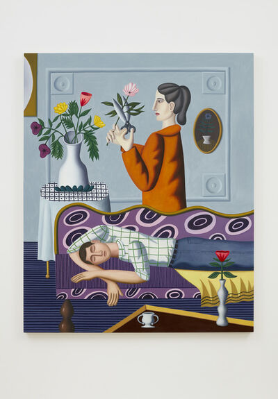 Jonathan Gardner, 'The dream', 2019