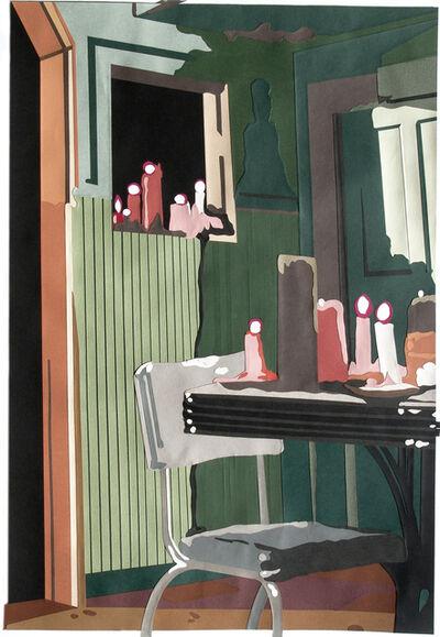 Francesca Gabbiani, 'Candles', 2006