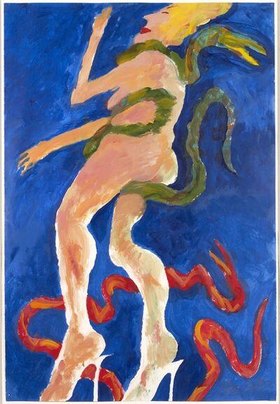 Robert Markle, 'Snakes Galore', 1987