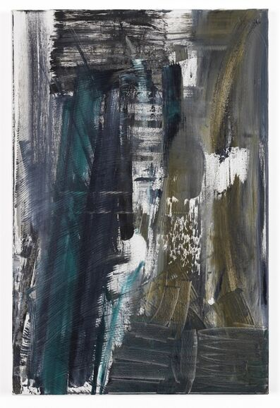 Louise Fishman, 'Rozhinkes Mit Mandlen', 2015