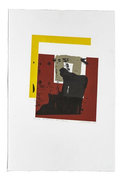 Francine Simonin, 'Dialogue au carré 7', 2007