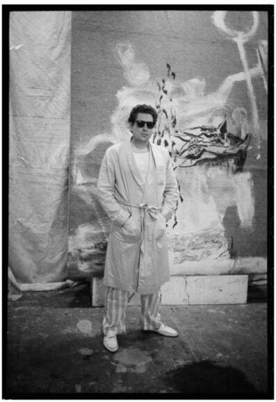 Roland Hagenberg, 'Julian Schnabel, Pyjama, New York', 1983