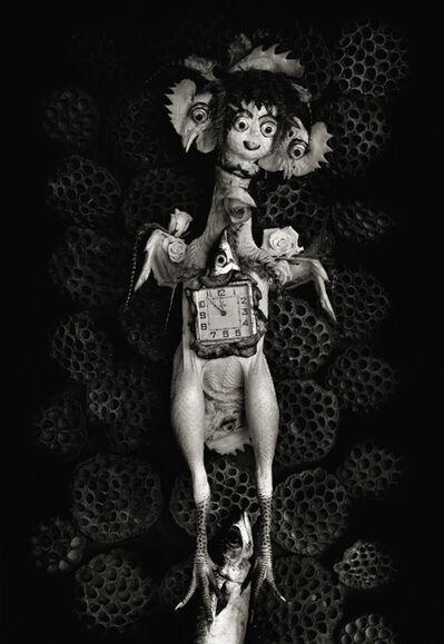 Michiko Kon (今 道子), 'Chicken, Clock, and Lotus Seed', 1999