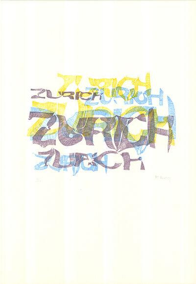 Pol Bury, 'Zurich', 1974