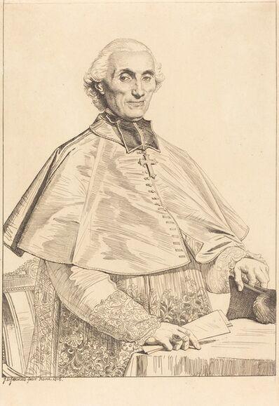 Jean-Auguste-Dominique Ingres, 'Gabriel Cortois de Pressigny', 1816