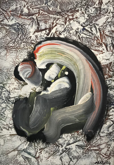 Hamed Abdalla, 'Al Mard, Sickness', 1972