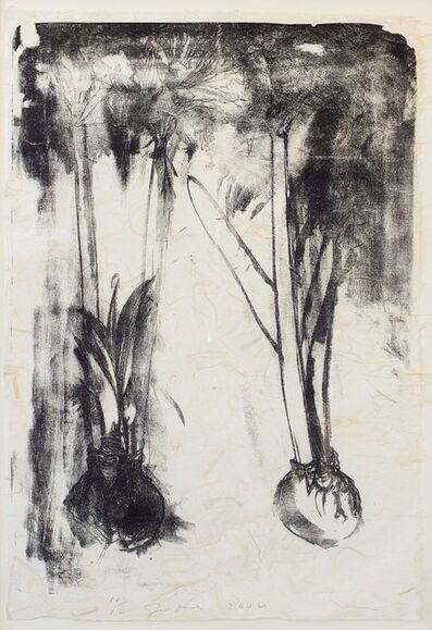 Jim Dine, 'Sakusa (3rd Version)', 2004