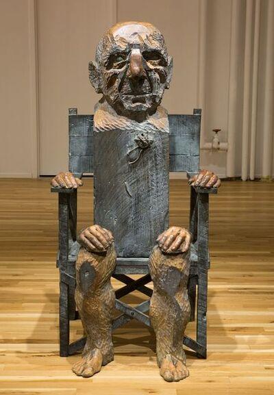Marisol, 'Picasso', 1981