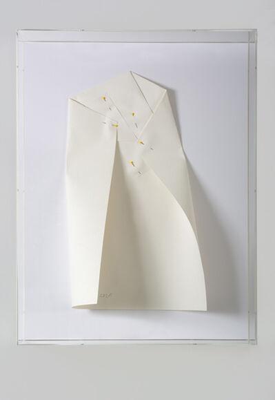 Ursula Sax, 'O. T   Untitled (Papierrelief   paper relief)', 2021