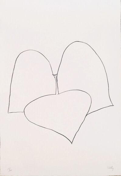 Ellsworth Kelly, 'Haricot Vert III (String Bean Leaves III)', 1965-1966