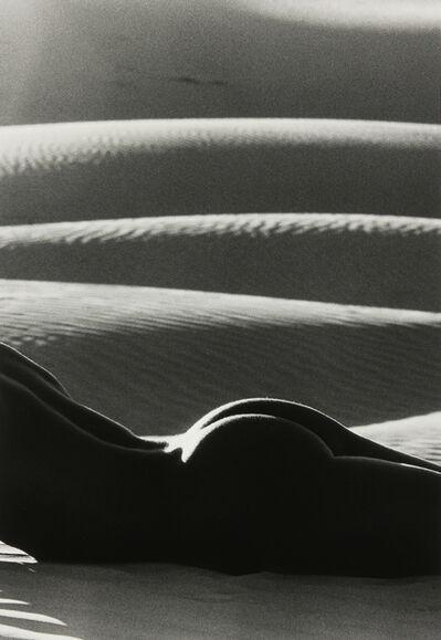 Lucien Clergue, 'Nu aux Dunes, Death Valley', 1981