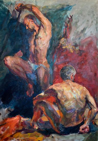 Nasta Burko, 'Opposition', 2013