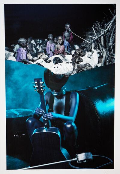 Filip Cederholm, 'Tuning in', 2016