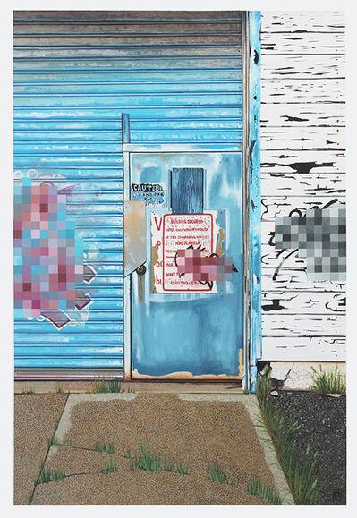Jessica Hess, 'Alameda Door II', 2020