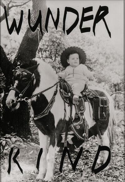 Annette Lemieux, 'Wunderkind', 1993-94